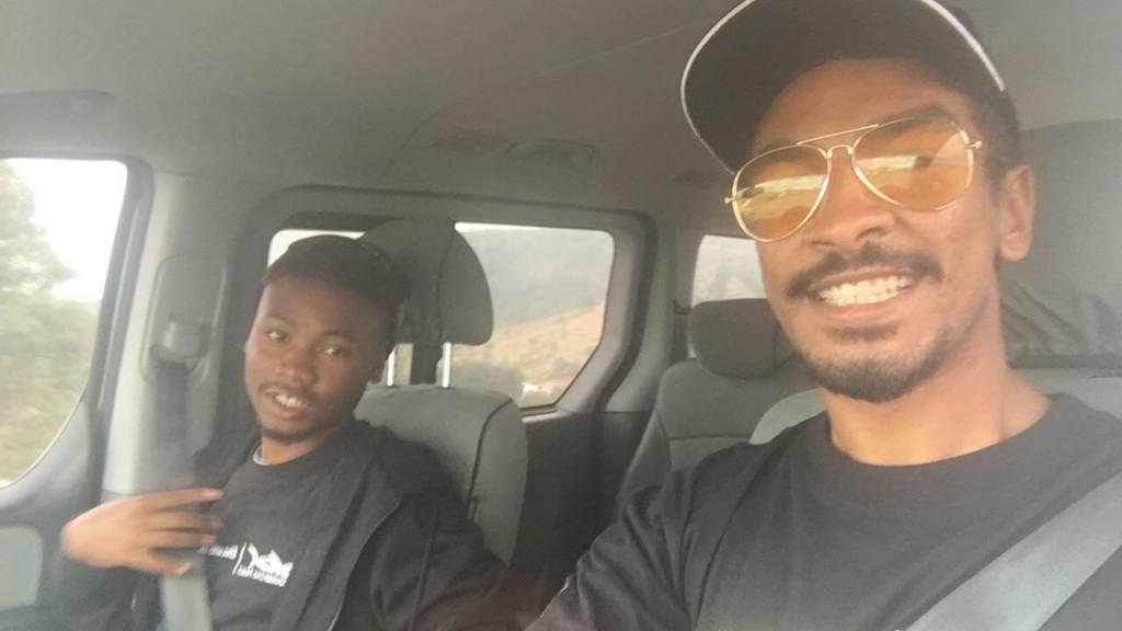 On Their Way, Road Tripping Interns