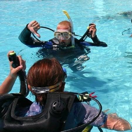 Pool Session Training