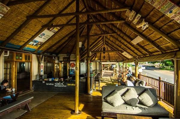 Blue Ocean Restaurant Deck